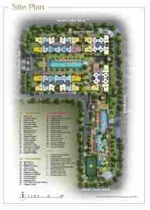 Dairy-Farm-Residences-Singapore-site-plan