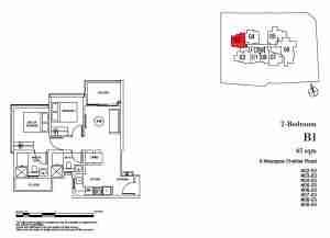 MYRA-singapore-floorplan-2-bedrooms