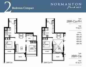 Normanton-Park-Singapore-floor-plan-2-bedroom