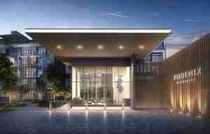 Phoenix-Residences-singapore-entrance