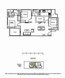 Seraya-Residences-singapore-floor-plan