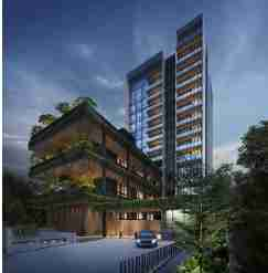 Sloane-Residence-Singapore-side-view