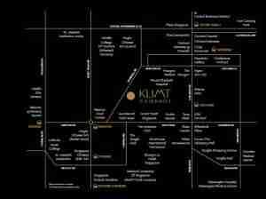 klimt-cairnhill-singapore-location-map