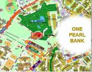 one-pearl-bank-location-map