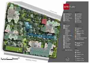 the-M-singapore-site-plan