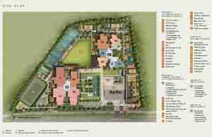 the-avenir-singapore-site-plan