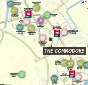 the-commodore-singapore-location