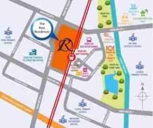 the-ryse-residences-singapore-location-map