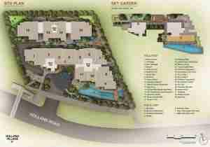 van-holland-singapore-site-plan