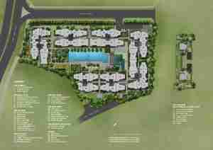 verdale-singapore-site-plan