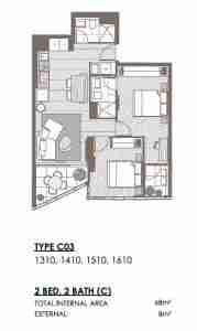 yarra-one-melbourne-floor-plan